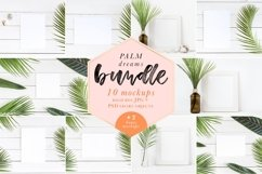 Palm Dreams Bundle Mockups Product Image 1
