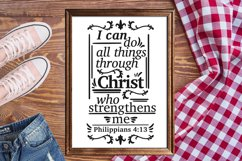 Bible verse SVG bundle, christian svg, blessed svg religious Product Image 17