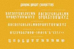 Shining Bright Typeface Product Image 5