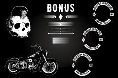 Biker Diamond Typeface Product Image 7