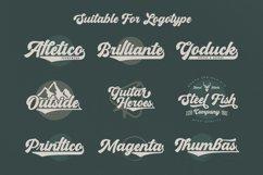 Boldmatte Bold Script Font Product Image 3