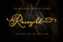 Raregold Script Product Image 1