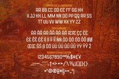 Web Font Caesar Seasonal Font Product Image 5
