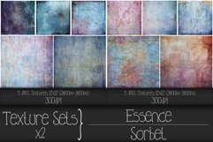 Texture Sets x2. Essence and Sorbet. Product Image 2