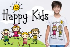 Happy Kids - Playful Font Product Image 1