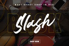 Rightside / Brush Script Font Product Image 3