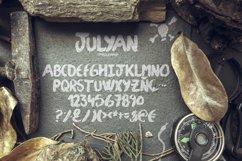 Julyan Typeface Product Image 2
