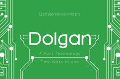 Dolgan Typeface Product Image 2