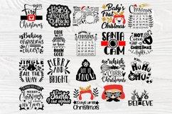 Christmas SVG Bundle, Christmas Shirt Svg, Funny Santa Claus Product Image 2