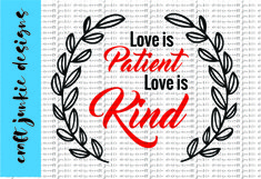 Love Is SVG Product Image 1