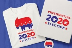 2020 United States of America Presidential Election Design Product Image 2