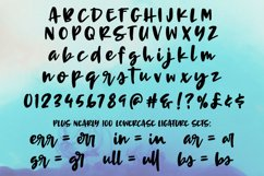 Terrapin - a scrappy handwriting font! Product Image 2