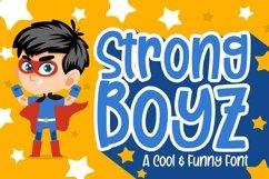 Strong Boyz Product Image 1