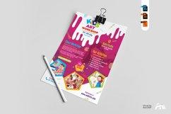 Kids Art Workshop Flyer Product Image 3