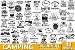 Camping SVG Bundle. Product Image 1