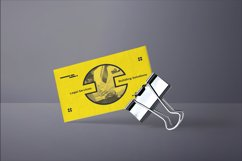 Legal Services / Lawyer Business Card Product Image 3