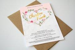 Elegant Wedding Invitation Cards Product Image 1
