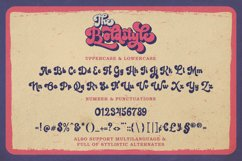 The Boldstyle | Retro Script Product Image 6