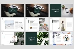 Brand Identity Guideline Keynote Template Product Image 2