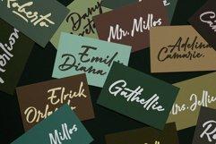 Adelina Camarine Bold Signature Font Product Image 4