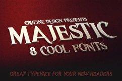 Majestic Typeface Product Image 4