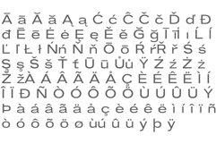 Boulia Sans Serif Font Family Product Image 4
