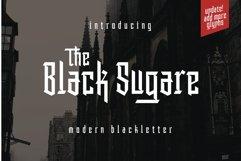 The Black Sugare Product Image 1