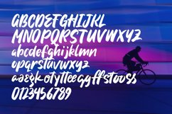 Disstract - A Handlettering Font Product Image 3