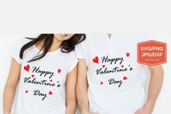 Valentine's Day svg, Heart Clip Art, Printing files Product Image 4