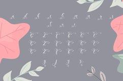 Amiela - Flower Calligraphy Product Image 2