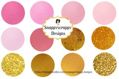 Gold Rush Background Papers Product Image 2
