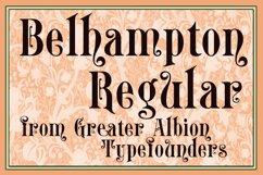Belhampton Regular Product Image 1