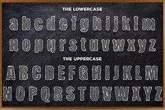 Zebra BBoard - Decorative Font Product Image 6