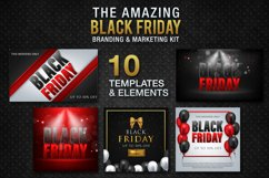 Black Friday Templates Vol 2 Product Image 2