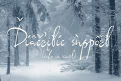 Christmas Eve - font duo SVG and script Product Image 5