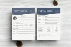 Creative Resume Template CV Design Product Image 4