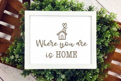 Sign Doodles - A Dingbat Font - Great For Farmhouse Signs! Product Image 3