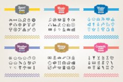 83 Off - Hand Drawn Icons Bundle Product Image 4