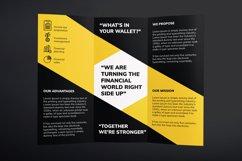 Financial Advisor Brochure Trifold Product Image 3