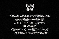 Flim Flom - Graffiti Font Product Image 6