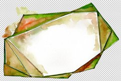 Tourmaline crystals Watercolor png Product Image 2
