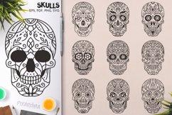 100 Decorative Skulls Product Image 3