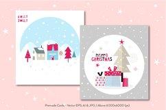 Happy Flat Holiday! Design Kit Product Image 5