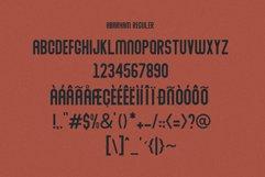 Abraham Font Family 7 Style Fonts Product Image 6