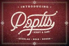 Poptis & Heaver Font Product Image 1