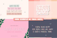 The Girly Font Bundle Product Image 9