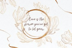 Geshana - Wedding Font Product Image 6