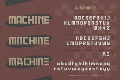 Dhaster Typeface Product Image 2