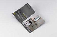 Interior design flyer Product Image 1