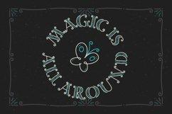 Magic Curls font Product Image 2